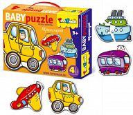 "Контур-пазл ""Baby Puzzle. Транспорт"""