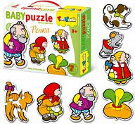 """Контур-пазл """"Baby Puzzle. Репка"""""""