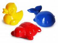 """Набор игрушек для купания """"Друзья китенка"""" (3 элемента)"""