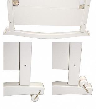 Качалка для кровати 120x60 Micuna белый (CP-615)