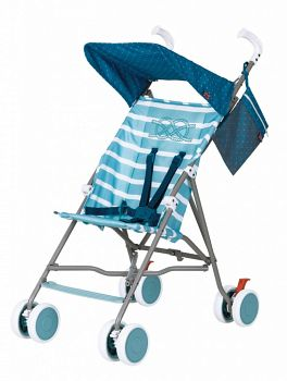 Открытая коляска Happy Baby Maria Plus Aquamarine (2442)