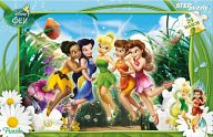 """Пазл """"MAXI. Disney. Феи"""" (24 элемента)"""