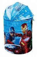 """Корзина для игрушек """"Marvel. Мстители. Супергерои"""""""