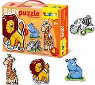 """Контур-пазл """"Baby Puzzle. Животные"""""""