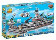 "Конструктор ""Small Army. Battleship in Harbour"" (700 деталей)"
