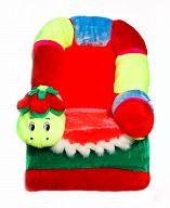 """Детское кресло-качалка """"Гусеница"""""""