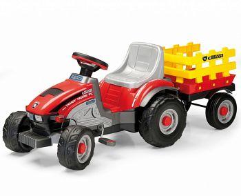 Педальный трактор Peg-Perego Mini Tony Tigre (IGCD0529)