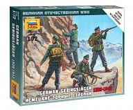 """Набор миниатюр """"Великая Отечественная. Немецкие горные стрелки 1939-1943"""""""