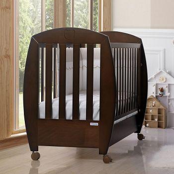 Кровать 120x60 Micuna Valeria Relax шоколад