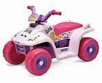 Детский квадроцикл Peg-Perego Quad Princess