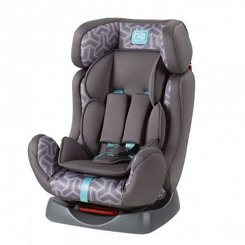 Автокресло Happy Baby Voyager NEW Aqua (2564)