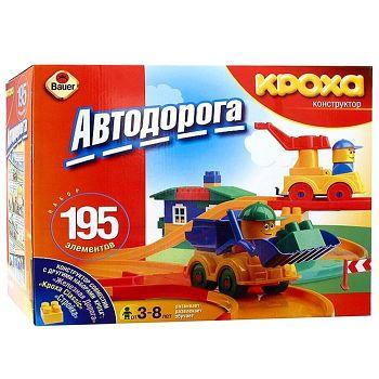 "Конструктор ""Автодорога"" (Кроха 053)"