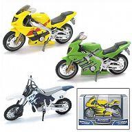 """Модель мотоцикла """"Коллекция. Ассорти"""""""
