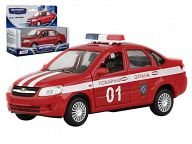 "Модель автомобиля ""ЛАДА GRANTA. Пожарная охрана"""