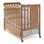 Кровать 120x60 Micuna Nova вишня