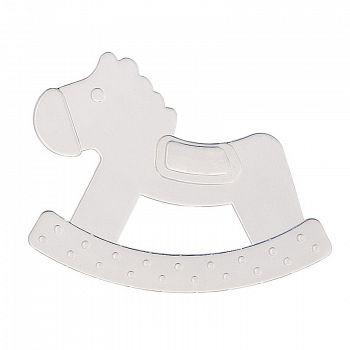 """Прорезыватель силиконовый """"Teether Little Horse"""" (Happy Baby 20009)"""