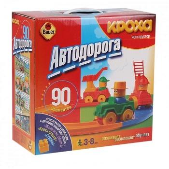 "Конструктор ""Автодорога"" (Кроха 058)"