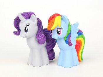 """Игровой набор для ванны """"My Little Pony. Радуга и Рарити"""" (Hasbro GT7393)"""