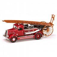 """Коллекционная модель автомобиля """"Пожарная машина. DENNIS LIGHT FOUR 1938"""""""