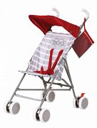 Открытая коляска Happy Baby Maria Plus Dark Red