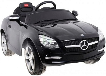 Электромобиль Rastar Mercedes SLK Black (81200)