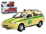 """Модель автомобиля """"ЛАДА 2111. Инкассация"""""""