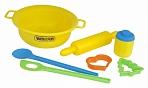 Набор игрушечной посуды для выпечки №1