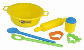 Набор игрушечной посуды для выпечки №1 (Полесье 40695)
