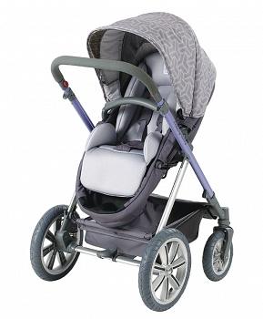 Комбинированная коляска Happy Baby Ultra Lilac (2556)