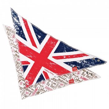 "Набор нагрудных фартуков ""British Design & Rosary"" (Happy Baby 16008)"