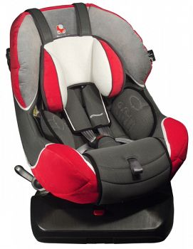 Автокресло Renolux 360 Swivel Red (690073)