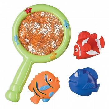 "Набор игрушек для ванны ""Little Fisher"" (Happy Baby 32008)"