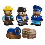 """Набор игрушек для купания """"Pirates"""""""