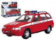 """Модель автомобиля """"ЛАДА 2111. Пожарная охрана"""""""