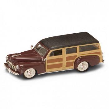 """Модель автомобиля """"FORD WOODY 1948"""" (Yat Ming 94251)"""
