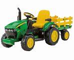 Детский трактор Peg-Perego John Deere Ground Force