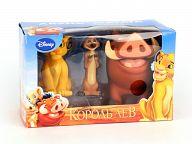 """Игровой набор для ванны """"Disney. Симба, Тимон и Пумба"""""""