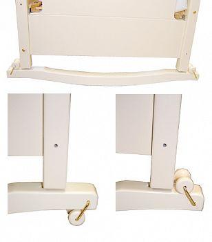 Качалка для кровати 120x60 Micuna слоновая кость (CP-615)