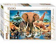 """Пазл """"Art Collection. В мире животных"""" (1500 элементов)"""