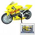 "Модель мотоцикла ""SILVERSTONE SUPERBIKE"""