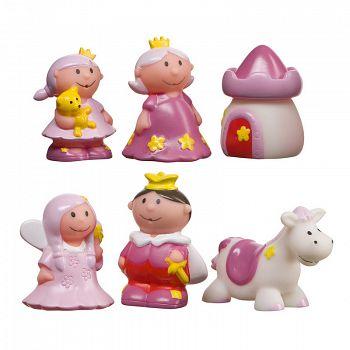 """Набор игрушек для купания """"Prince & Princess"""" (Happy Baby 32013)"""