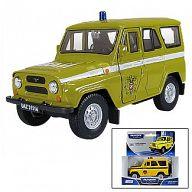 """Модель автомобиля """"УАЗ-31514. ВАИ"""""""