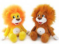 """Мягкая игрушка """"Львенок сидящий малый"""""""