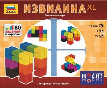 """Настольная игра """"Извилина XL"""" (Звезда 8906)"""
