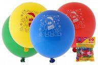 """Воздушные шары """"С новым годом!"""" (50 штук)"""