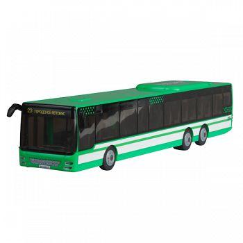 """Автобус инерционный """"Городской"""" (Технопарк 13101B)"""