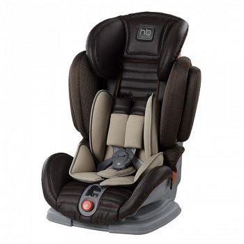 Автокресло Happy Baby Mustang NEW Black (2565)
