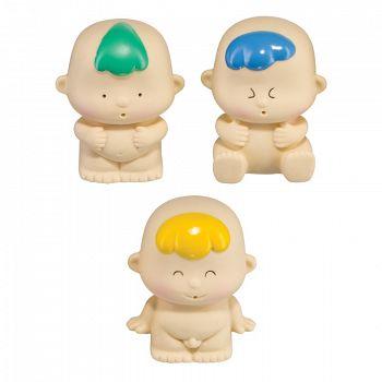 """Набор игрушек для ванны """"Pupzojoy"""" (Happy Baby 32009)"""