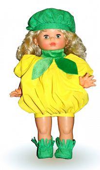 """Кукла """"Майя-лимончик"""" (Огонек С-1126)"""