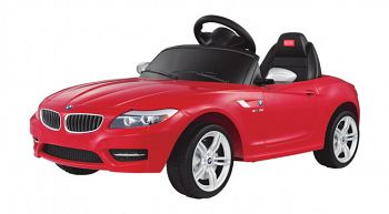 Электромобиль Rastar BMW Z4 Red (81800)